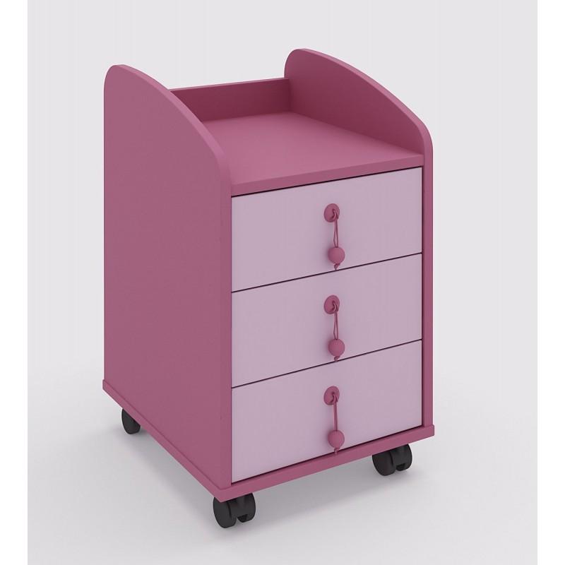 987a3852c Malý, nenápadný kúsok nábytku, ktorý sa však môže stať jedným z  najužitočnejších pomocníkov vašich detí. Mobilný kontajner MIA znamená  pohyblivý úložný ...